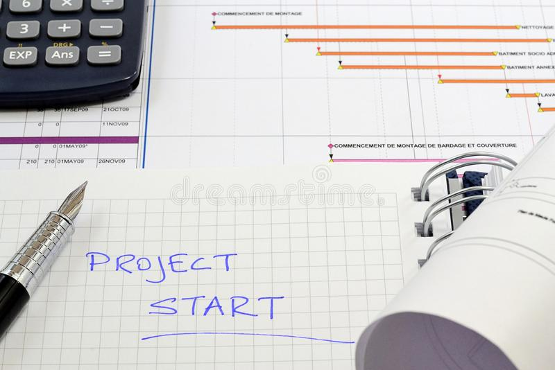 Download Project Management - Construction Project Planning Stock Images - Image: 23025944