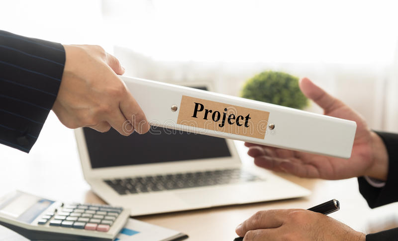 project stock images