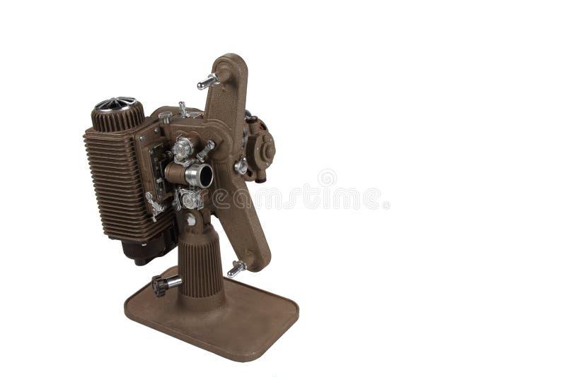 Projecteur de film antique photo stock