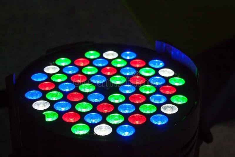 Projecteur de LED photo stock