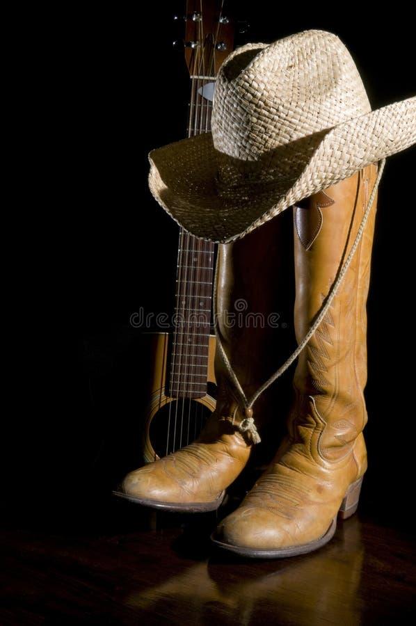 Projecteur de musique country image libre de droits