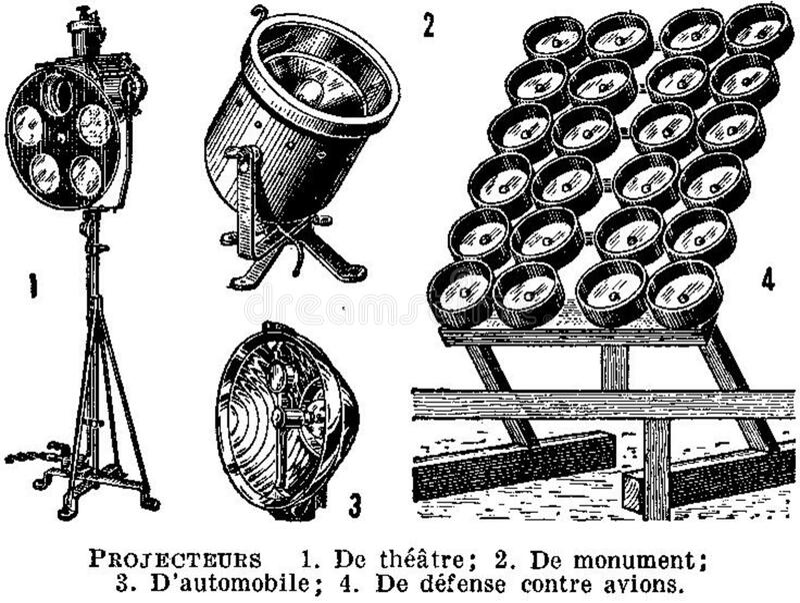 Projecteurs Free Public Domain Cc0 Image