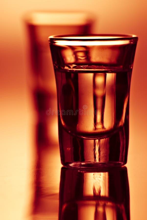 Projectile de boissons images stock