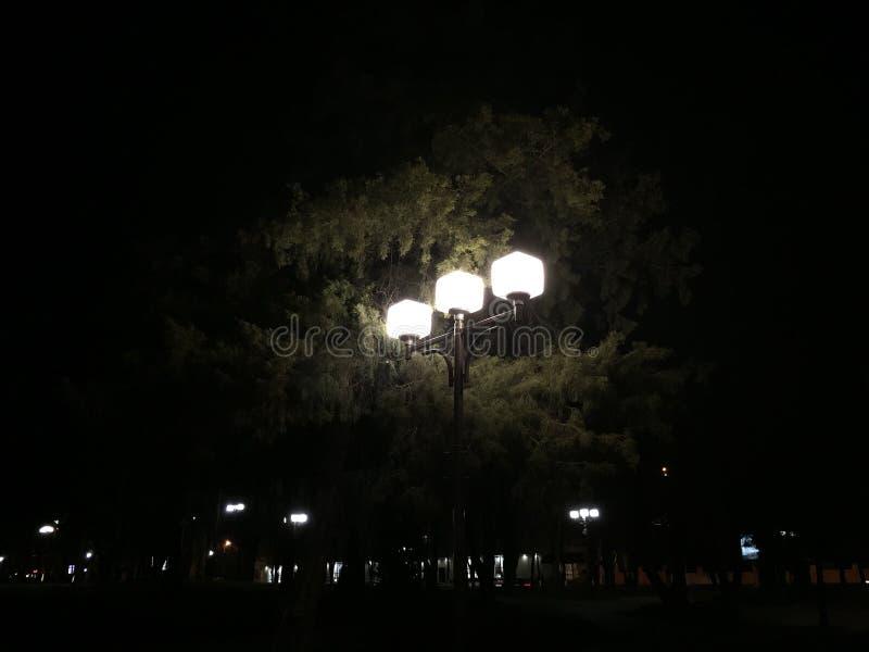 Projectile de nuit image libre de droits
