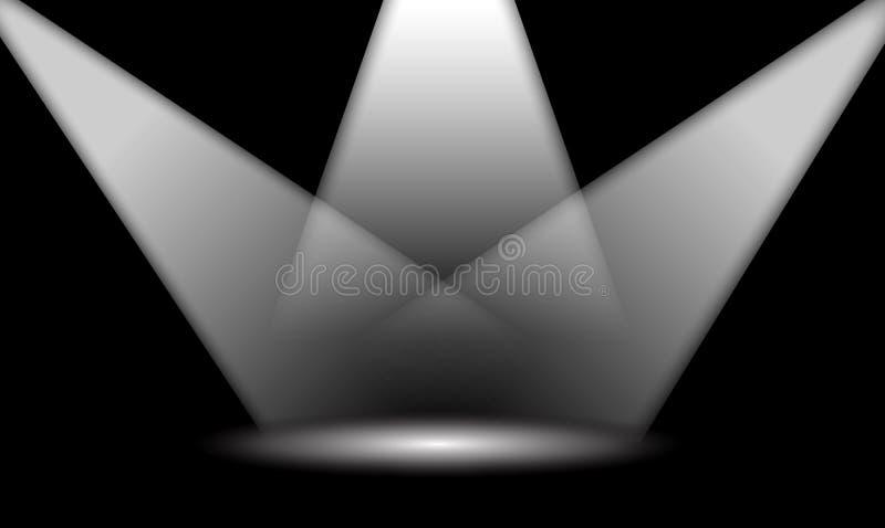 Projector ilustração royalty free