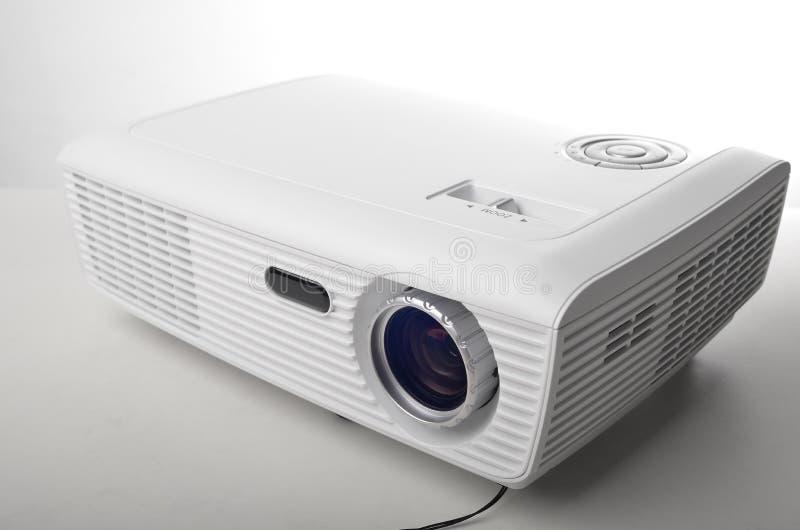Projector royalty-vrije stock afbeelding