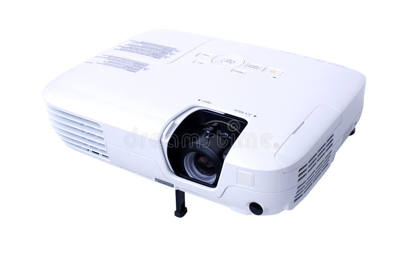 Projector royalty free stock image