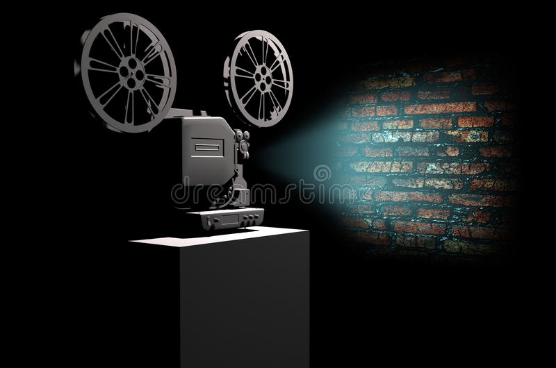 Download Projector Stock Photography - Image: 28689332
