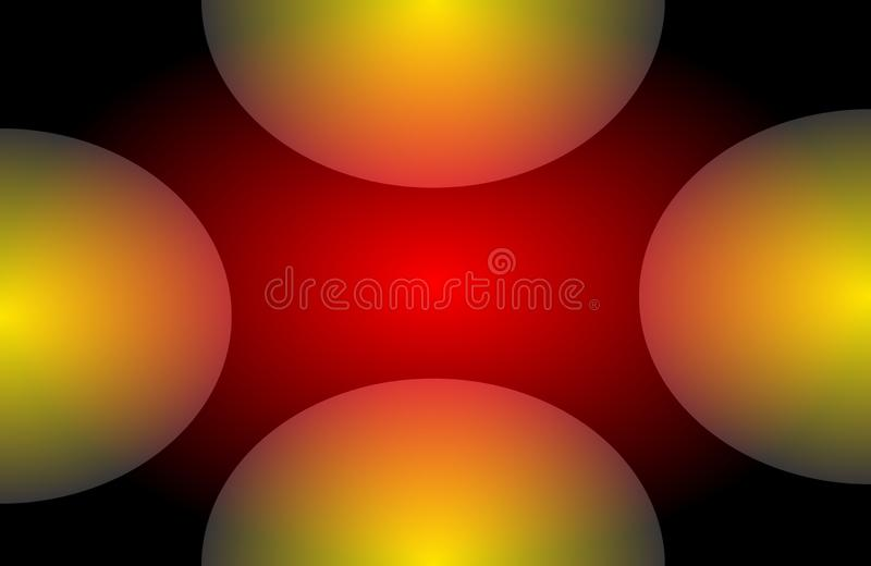Colorful blur abstract background vector design, colorful blurred shaded background, vivid color vector illustration. Blurry, back vector illustration