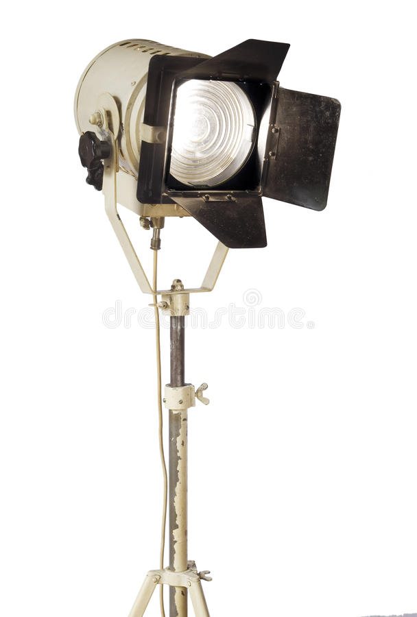 Projector do vintage fotografia de stock