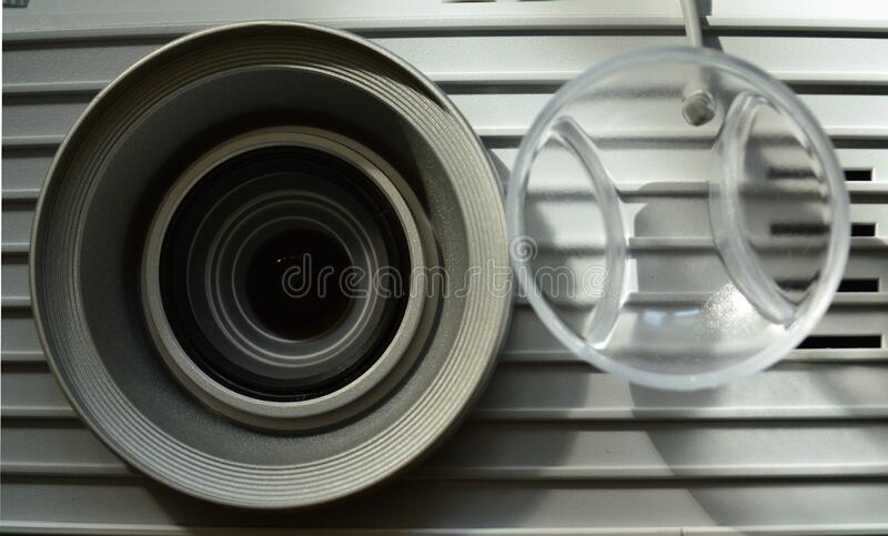 Projector Lens And Cover Free Public Domain Cc0 Image