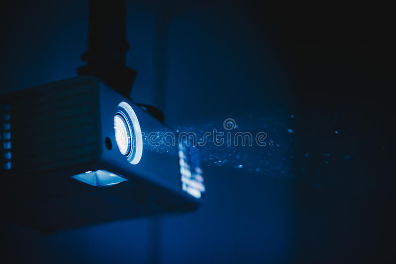 Projector royalty free stock images