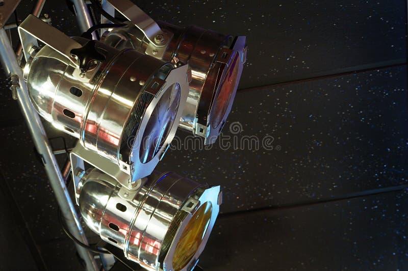 Projectors stock photo