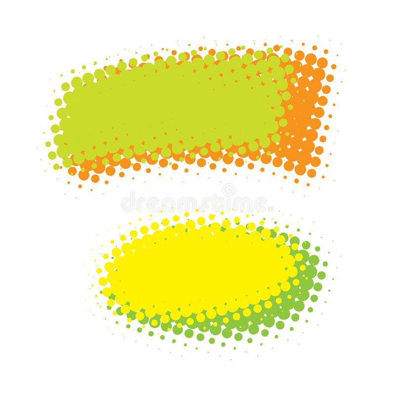 projektów abstrakcjonistyczni elementy ilustracji