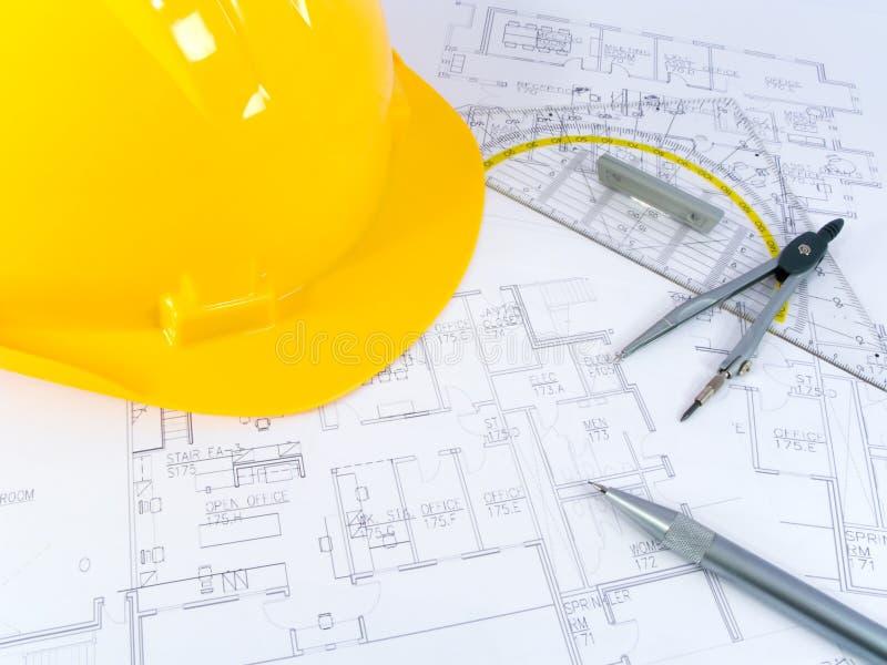 projektów budynków zdjęcie royalty free