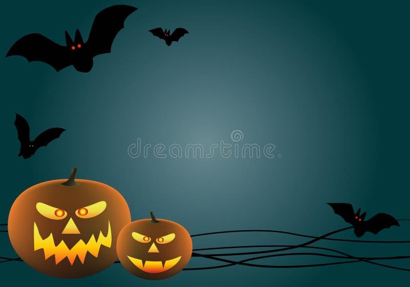 projektów elementy Halloween ilustracji