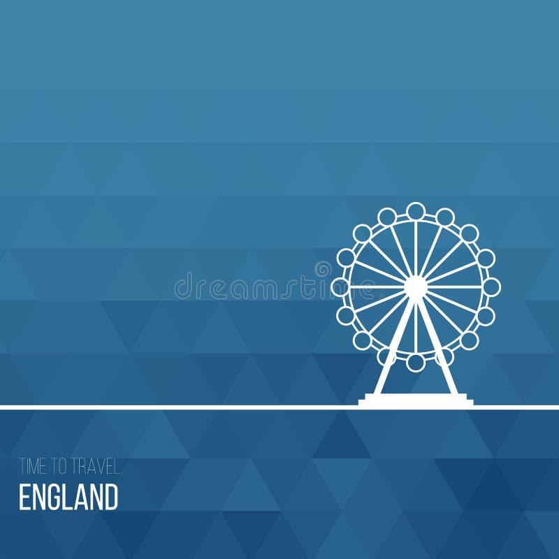 Download Projektów Pomysły Dla Anglia Lub Inspiracja Ilustracja Wektor - Ilustracja złożonej z london, landmark: 57655856