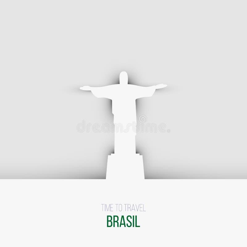 Download Projektów Pomysły Dla Brasil Lub Inspiracja Ilustracja Wektor - Ilustracja złożonej z architektoniczny, kraj: 57655837