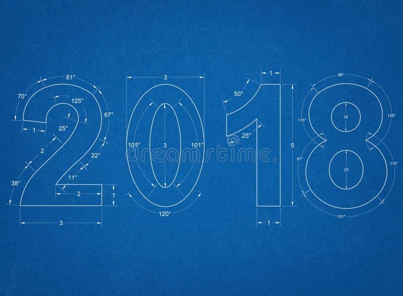 Projekt 2018 ilustracji