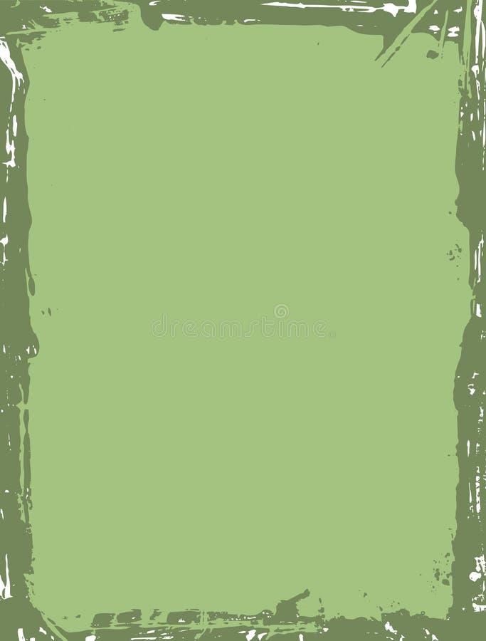 projekt graniczny crunch ilustracja wektor