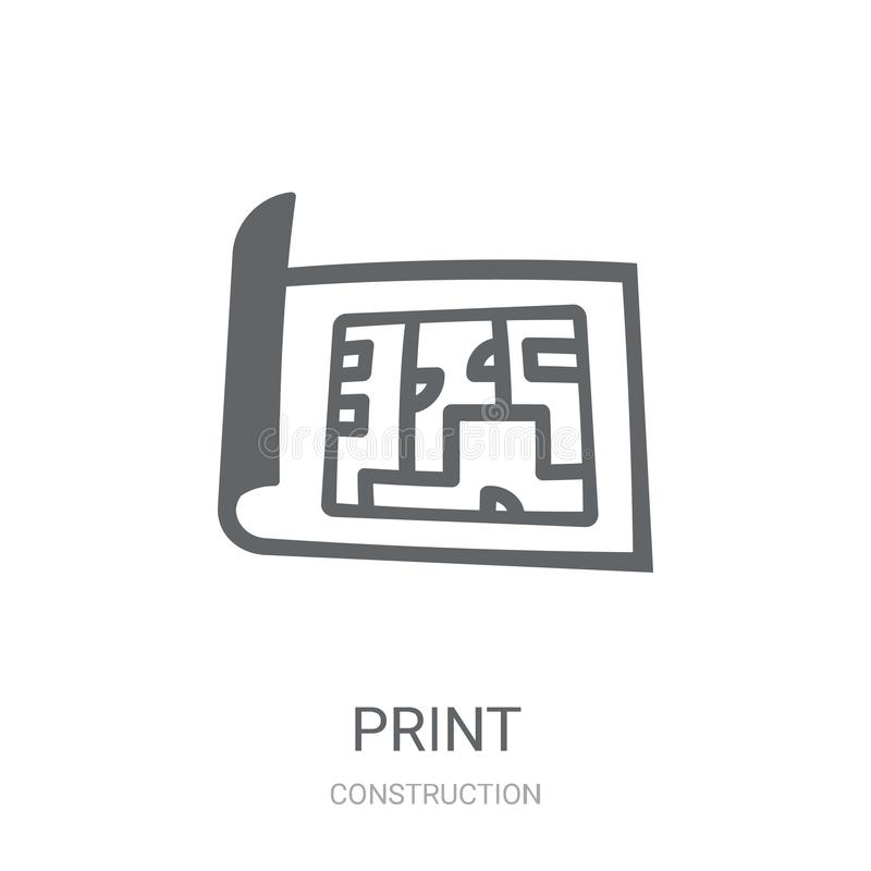 Projekt ikona  ilustracji