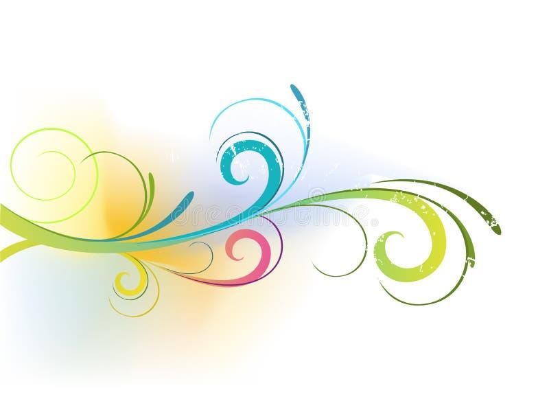 Download Projekt kwiecisty ilustracja wektor. Ilustracja złożonej z natura - 13326470