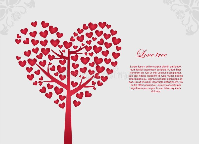 projekt miłość ilustracja wektor
