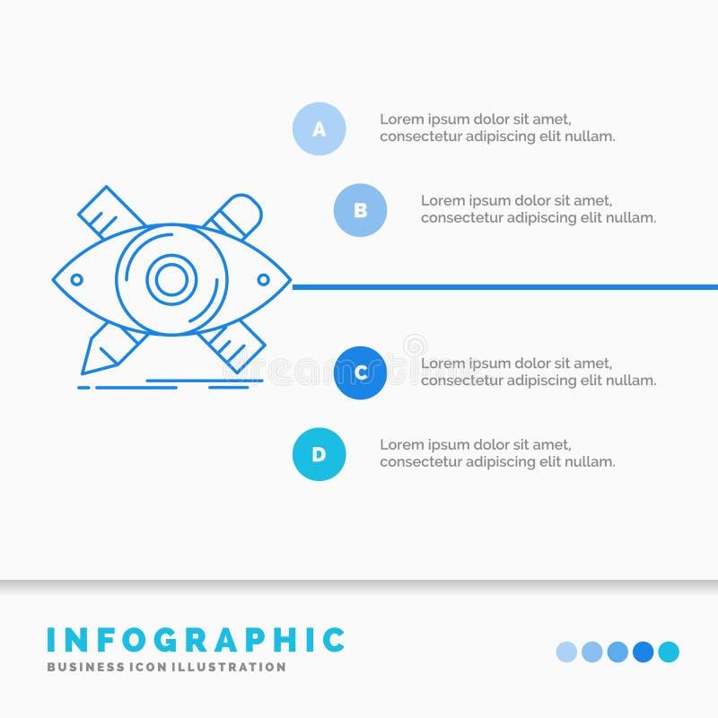 projekt, projektant, ilustracja, nakre?lenie, narz?dzia Infographics szablon dla strony internetowej i prezentacja, Kreskowej B?? ilustracji