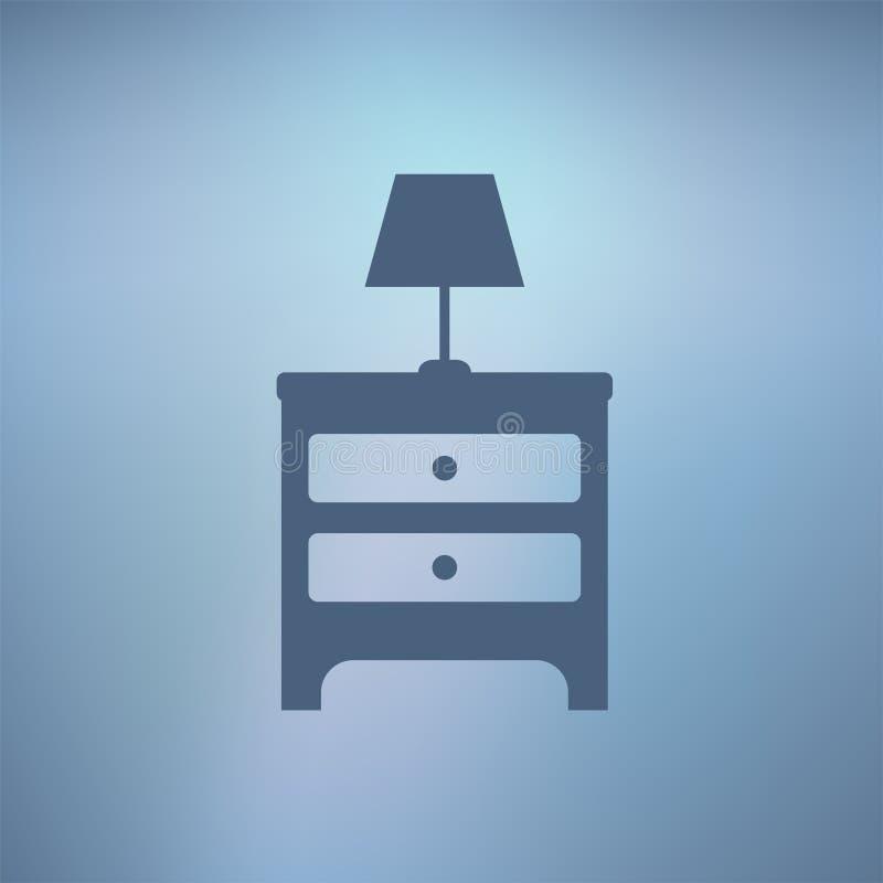 Projekt wezgłowie ikona royalty ilustracja
