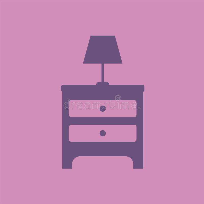 Projekt wezgłowie ikona ilustracja wektor
