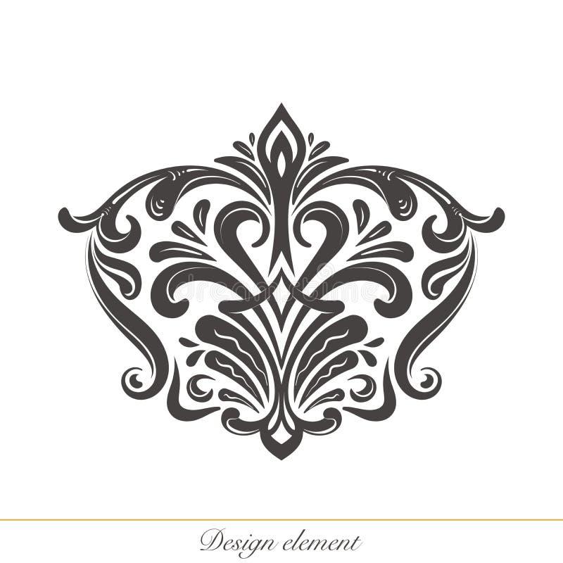 Projekta element 16 royalty ilustracja