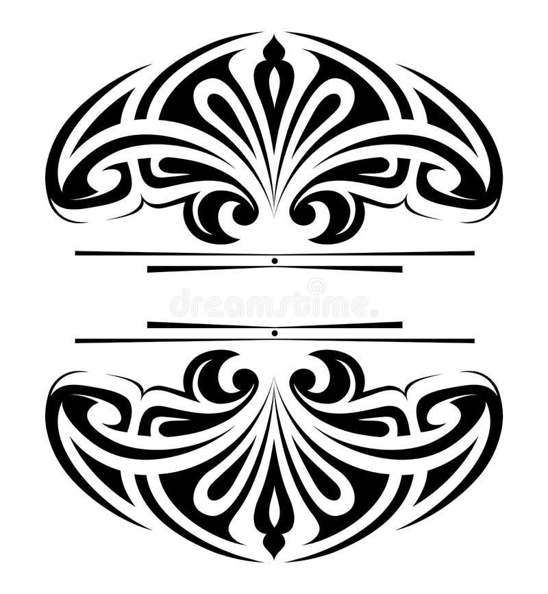 projekta elementu grafika royalty ilustracja