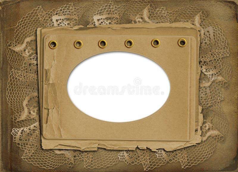 projekta grunge papiery scrapbooking styl zdjęcia royalty free