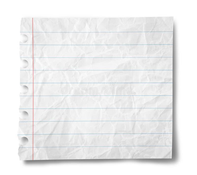 projekta ilustraci papieru prześcieradło twój ilustracja wektor