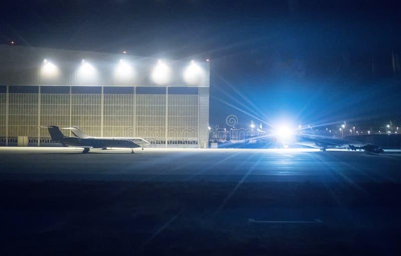 projekta ilustracyjny samolot pasażerski wektor ty obrazy royalty free