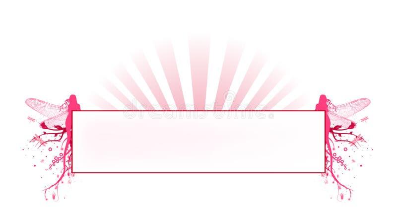 projekta ramy wektor royalty ilustracja