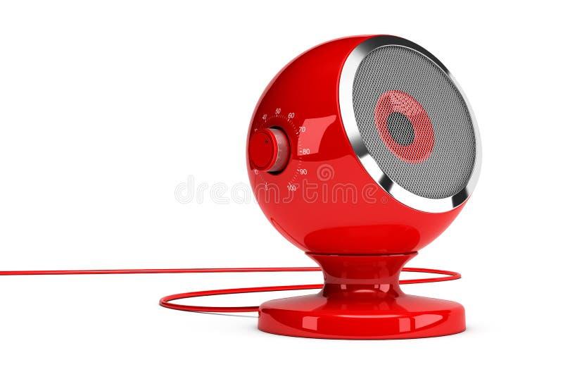 Projekta Rozsądny mówca - Audio komunikacja royalty ilustracja