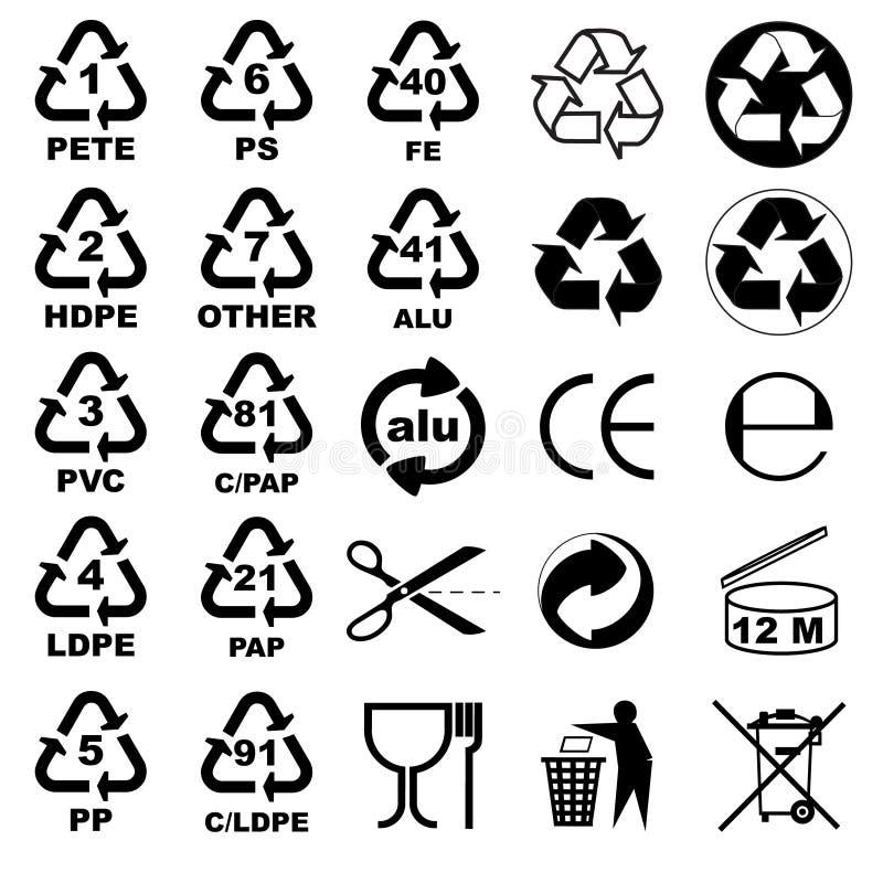 projektantów ikon target889_0_ royalty ilustracja