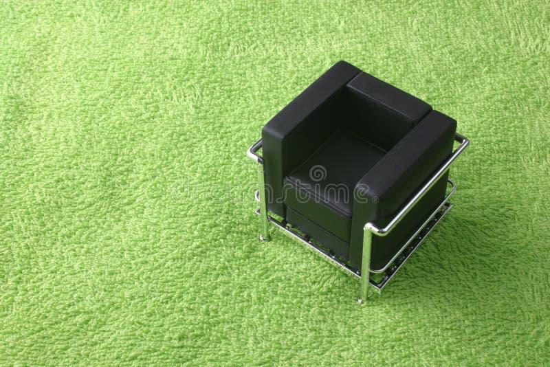 projektant krzesło fotografia stock