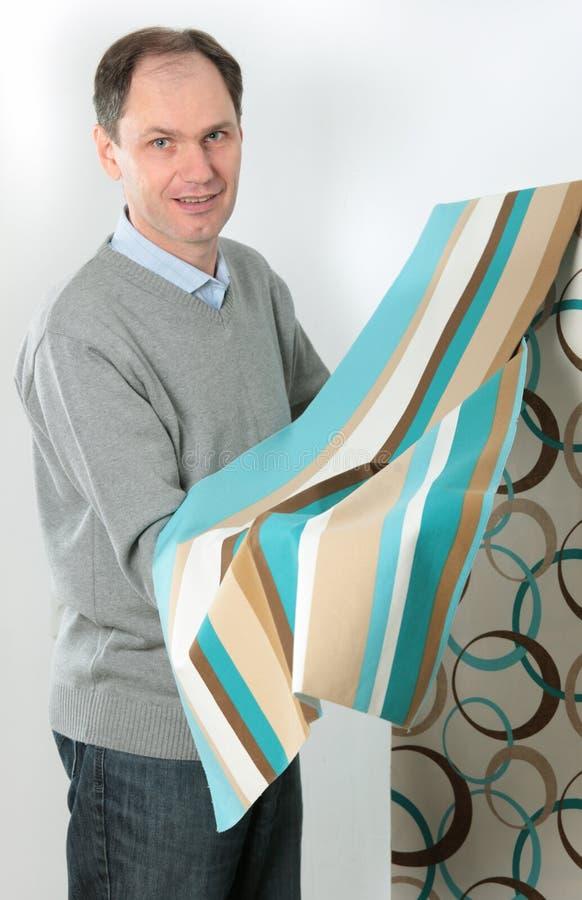 Projektant w biurze zdjęcia stock