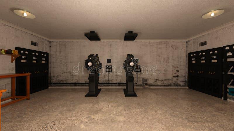 projektor arkivfoto