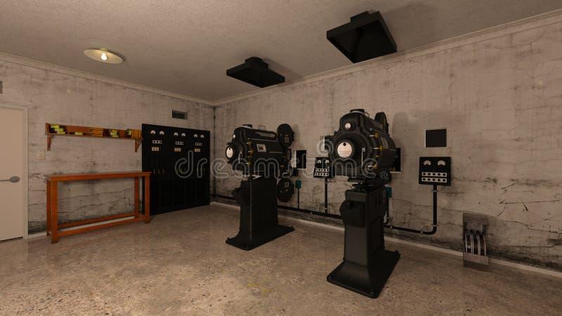 projektor arkivbilder