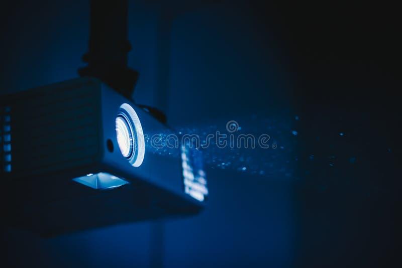 projektor royaltyfria bilder