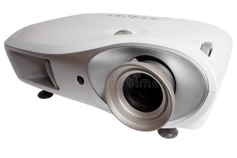 projektor arkivfoton