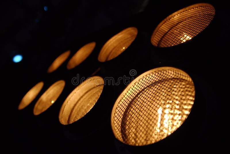 Projektor stockbilder