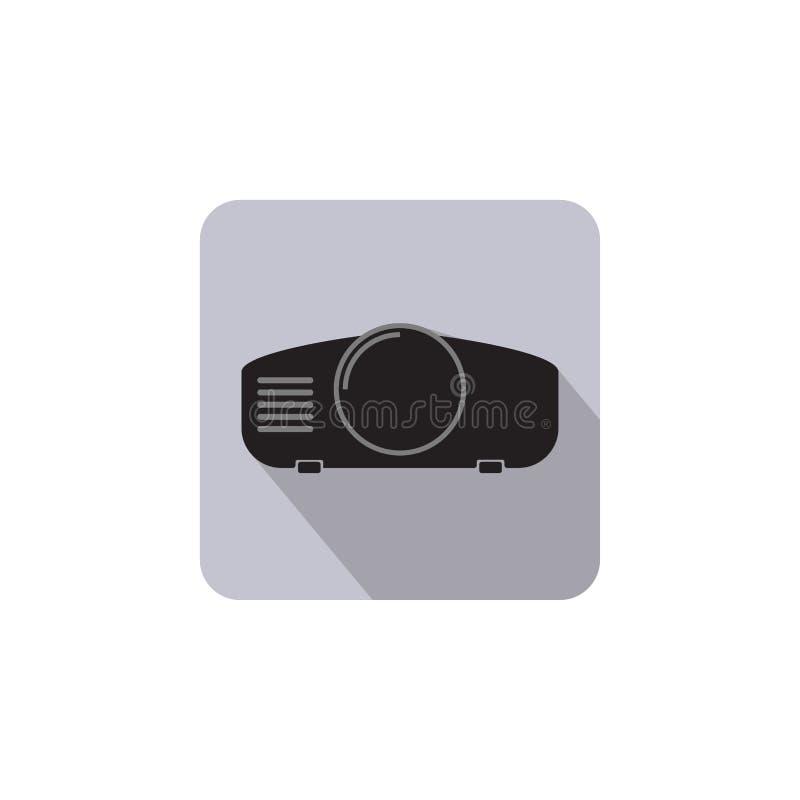 projektor lizenzfreie stockfotografie