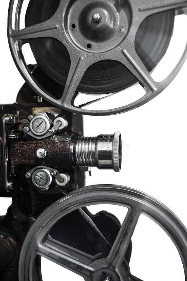 projektor för filmnummer ett royaltyfri bild