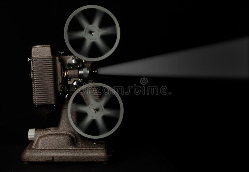projektor filmowy zdjęcia stock