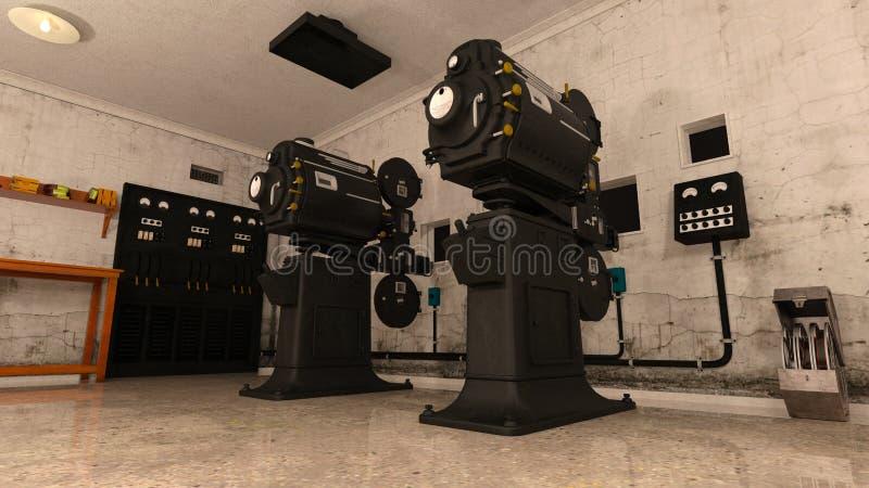 projektory fotografia royalty free