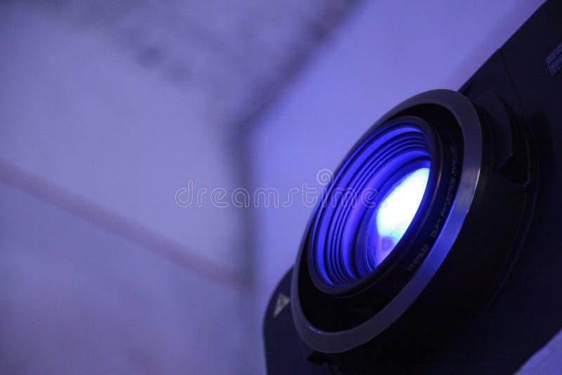 projektory obraz stock